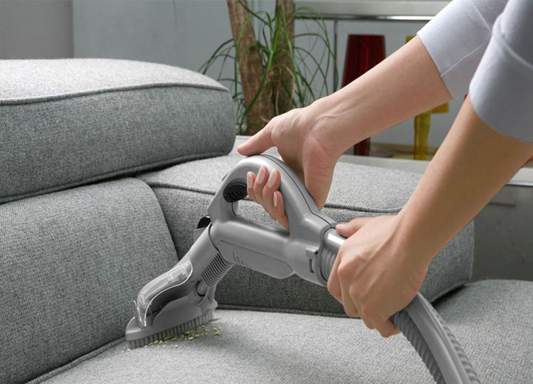 Home sofa Shampooing