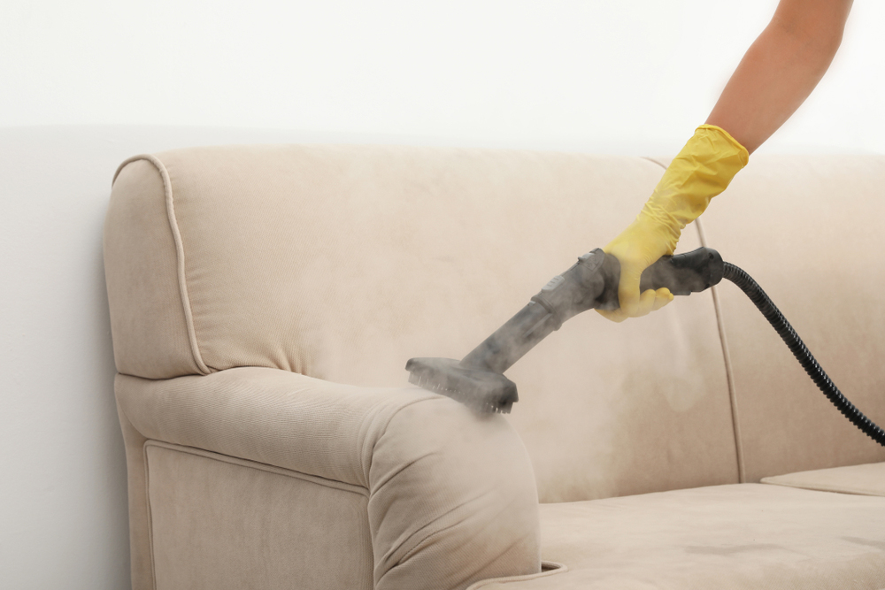 sofa steam cleaning sharjah